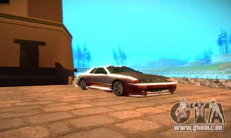 Elegy Hybrid pour GTA San Andreas