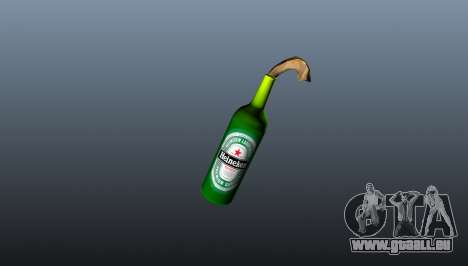Cocktail Molotov-Heineken - pour GTA 4