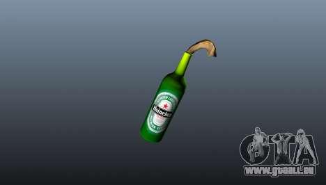 Cocktail Molotov-Heineken - pour GTA 4