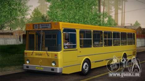 Peau LIAZ 5256.00 Pack 6 pour GTA San Andreas vue arrière