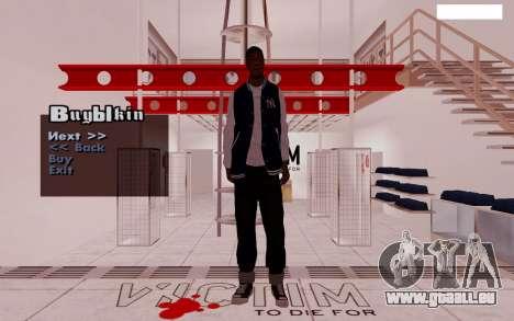 HD Pak Skins Vagabunden für GTA San Andreas sechsten Screenshot