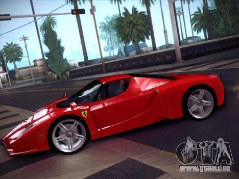 Ferrari Enzo 2003 für GTA San Andreas rechten Ansicht