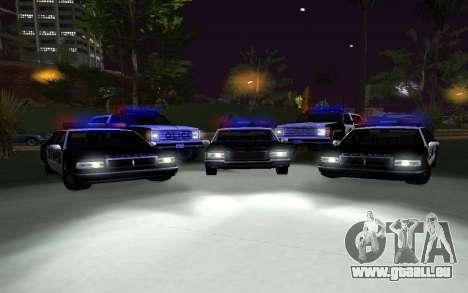 New Effects v1.0 pour GTA San Andreas sixième écran