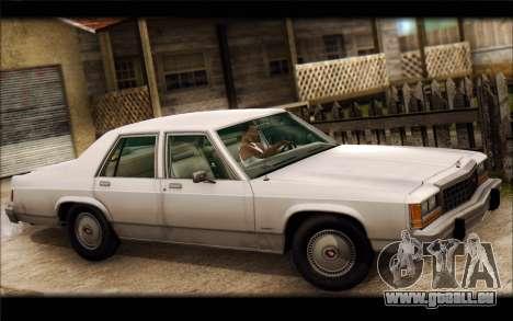 Ford LTD Crown Victoria 1987 für GTA San Andreas