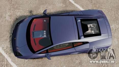 Lamborghini Gallardo 2013 pour GTA 4 est un droit