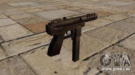 Pistolet Intratec TEC-self-chargement DC9 pour GTA 4 secondes d'écran