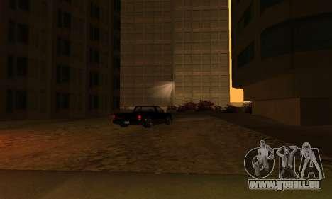 Il a achevé la construction de San Fierro V1 pour GTA San Andreas quatrième écran