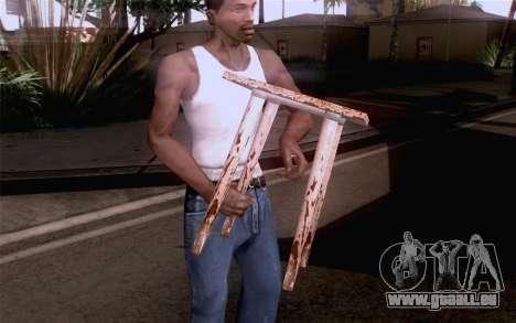 Hocker für GTA San Andreas zweiten Screenshot