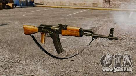 AK-47 v5 pour GTA 4