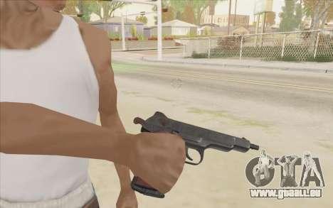 Beretta M9 v2 für GTA San Andreas