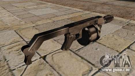 Manuelle MGL A-35 für GTA 4 Sekunden Bildschirm