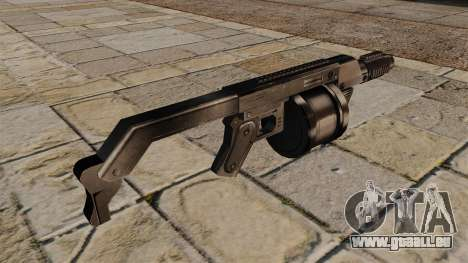 MGL manuel A-35 pour GTA 4 secondes d'écran