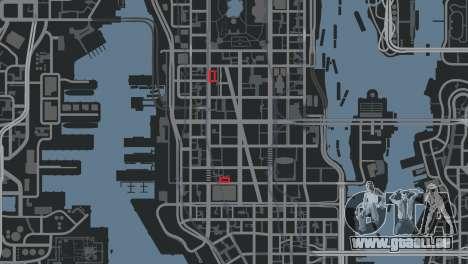 Magasins Aldi pour GTA 4 cinquième écran
