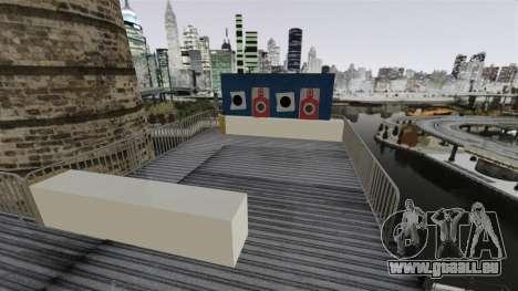 Base de données de survie pour GTA 4 quatrième écran