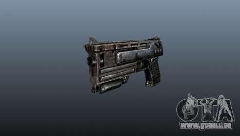 pistolet 10 mm pour GTA 4