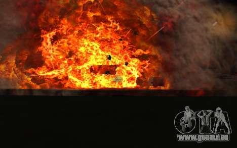 New Effects v1.0 pour GTA San Andreas deuxième écran