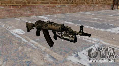 AK-47 GP-25 pour GTA 4