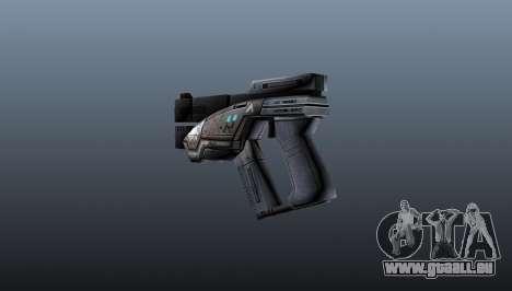 Pistole M3 Predator für GTA 4 Sekunden Bildschirm