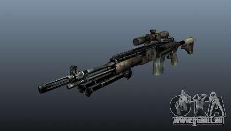 Fusil de sniper M21 Mk14 v4 pour GTA 4
