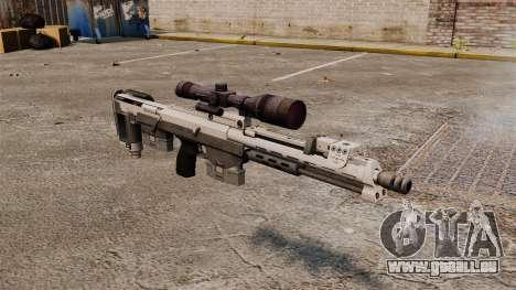 Fusil de sniper DSR pour GTA 4