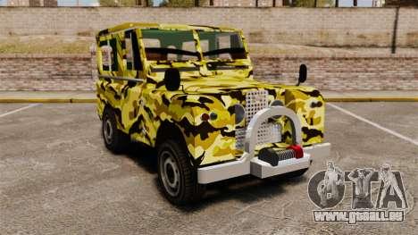 Land Rover Defender Antiguo für GTA 4