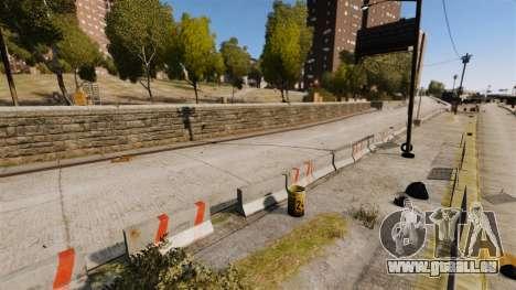 Liberty City Race Track für GTA 4 fünften Screenshot