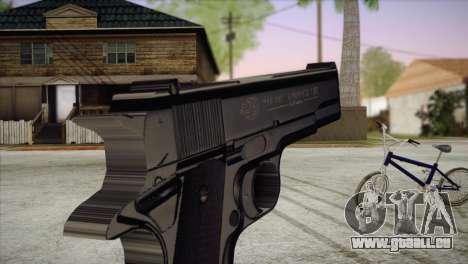 Colt Government 1911 für GTA San Andreas dritten Screenshot