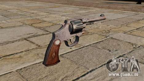 Revolver M1917 pour GTA 4 secondes d'écran