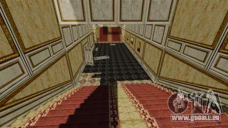 Emplacement Luxville Point Blank pour GTA 4 sixième écran