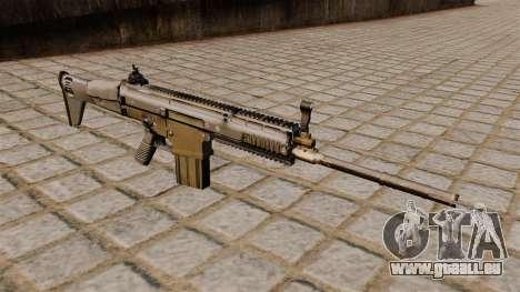 Fusil FN SCAR-H pour GTA 4