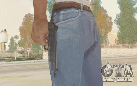 Beretta M9 v2 für GTA San Andreas dritten Screenshot