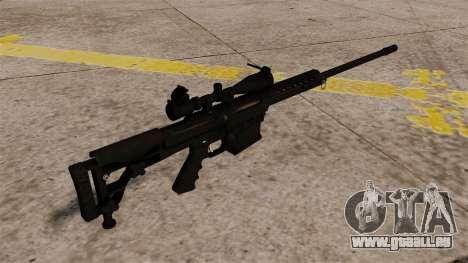 Le fusil Barrett M98B pour GTA 4 secondes d'écran