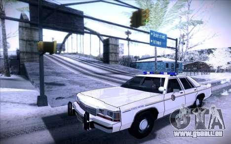 Police North Yankton pour GTA San Andreas