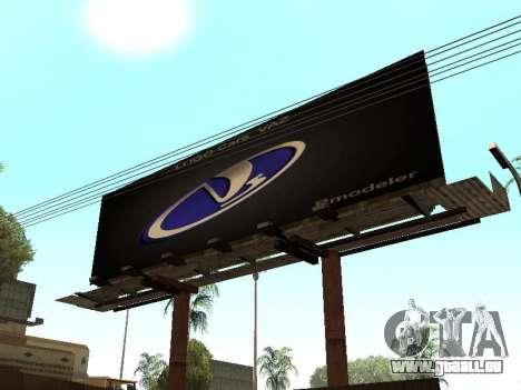 Nouveau BMX Park pour GTA San Andreas quatrième écran