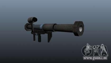 Panzerabwehr-Granatwerfer, die alle lecken ihre  für GTA 4 Sekunden Bildschirm