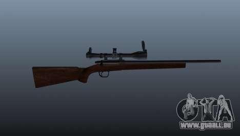 Fusil Winchester modèle 70 sport pour GTA 4 troisième écran