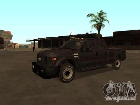 Ford F-350 ATTF für GTA San Andreas