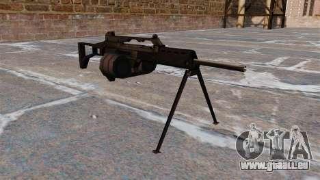 Fusil d'assaut MG36 pour GTA 4