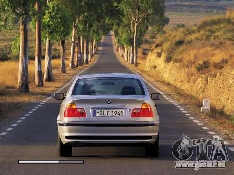Nouveaux écrans de chargement BMW pour GTA San Andreas quatrième écran
