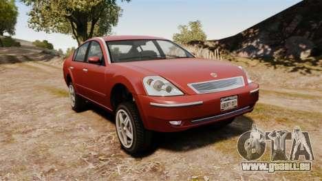 Pinnacle Off-road pour GTA 4