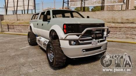 GTA V Vapid Sandking XL 4500 für GTA 4