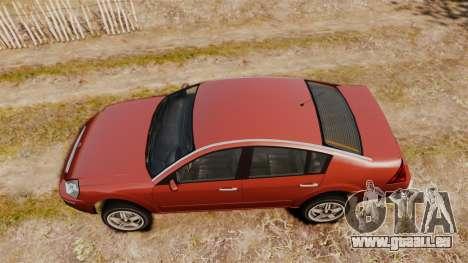 Pinnacle Off-road für GTA 4 rechte Ansicht
