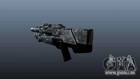 M99 Saber pour GTA 4 secondes d'écran