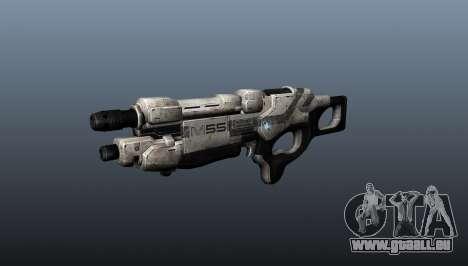 M-55 Argus für GTA 4