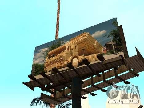 Das neue Krankenhaus in Los_Santose für GTA San Andreas zweiten Screenshot