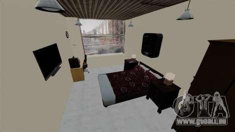 Base de données de survie pour GTA 4 huitième écran