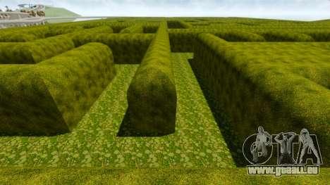 Labyrinthe pour GTA 4 quatrième écran