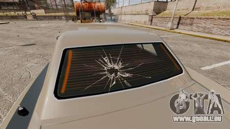 Nouveaux effets de verre pour GTA 4