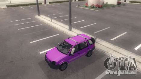 Ford EcoSport V2 für GTA San Andreas linke Ansicht