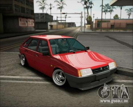 VAZ 2109 Haltung für GTA San Andreas